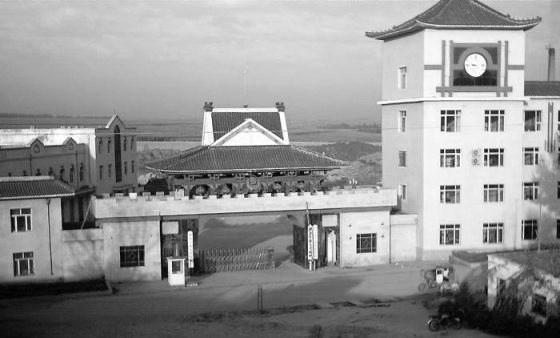黑龍江女子監獄。(明慧網)