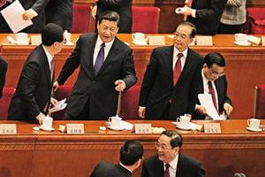 謝天奇:胡溫朱助攻上海幫 習三親信挺應勇