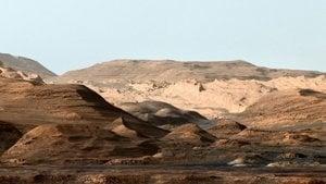 火星有水新證據:四十億年前曾發生過大洪水