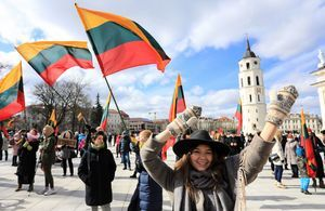 立陶宛對中共態度強硬 學者:將引發骨牌效應