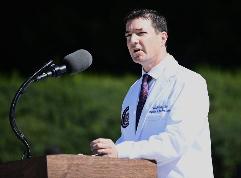 白宮醫生:特朗普繼續無症狀 體內測出抗體