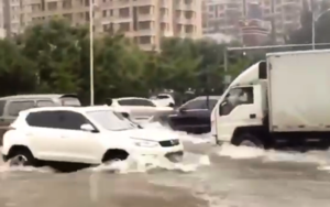 「巴威」或成71年來登陸遼寧最強颱風