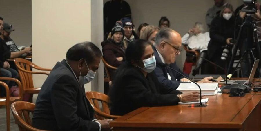 證人:底特律回填10萬張缺席選票日期
