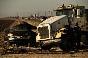 加州慘烈車禍後 ICE展開人口走私調查