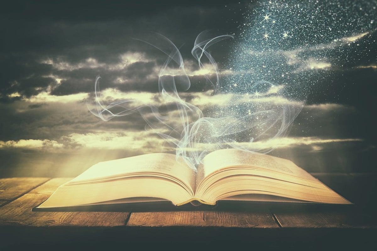 古書《孔聖枕中記》似乎預言了中共肺炎爆發。圖為古書的示意圖。(Fotolia)