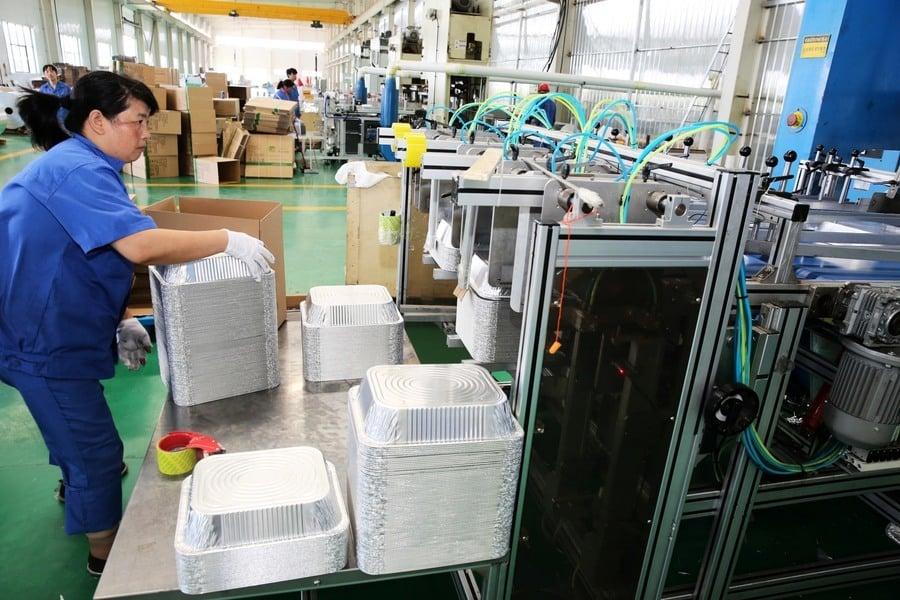 台灣對大陸進口鋁箔課徵反傾銷稅 為期5年