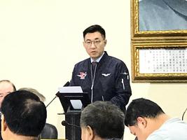 國民黨不建議韓國瑜提訴訟 江啟臣:尋補選人選
