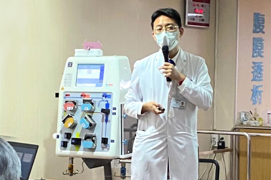 全球首例 中共肺炎患者血液淨化三天 成功救一命