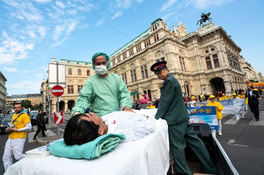中共強摘器官 聯合國十二專家「極震驚」