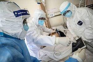 中共肺炎疫情重創中國經濟 2月PMI降至最低紀錄