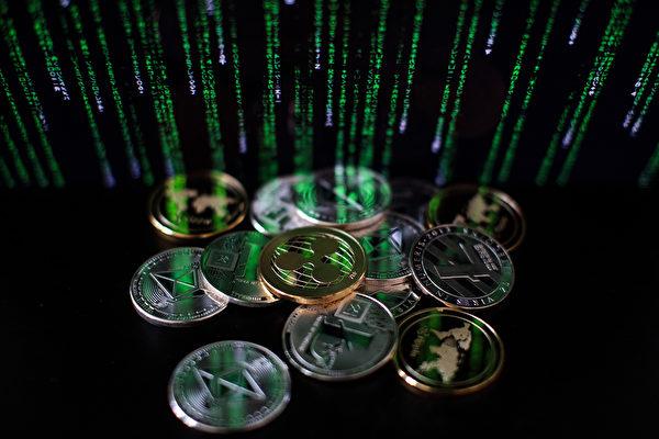 中共商務部官網2020年8月14日公佈「數碼人民幣」試點地區。(Jack Taylor/Getty Images)