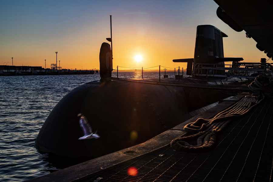 澳洲民調:近六成選民支持政府打造核潛艇