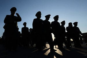 中共兩省軍區政委突然被免全國人大代表資格