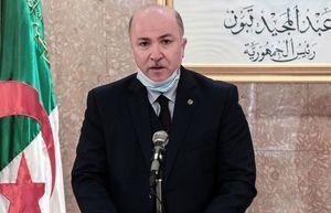 阿爾及利亞總理確診染疫