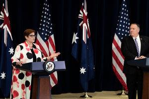 中共威脅印太地區 美駐澳大使籲共同抗擊