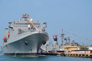 台海軍沱江級軍艦加速量產 反艦導彈同步調整