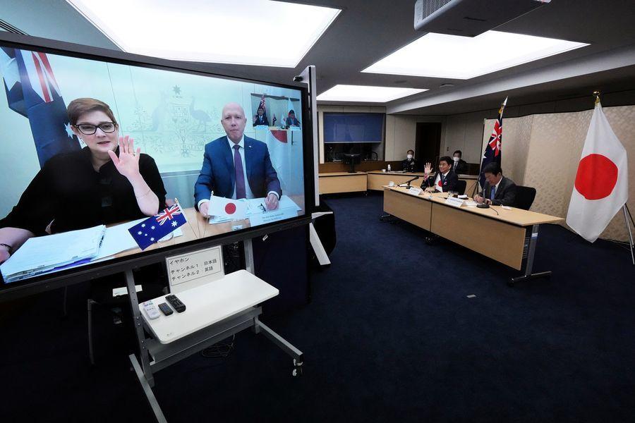 澳洲兩部長將出訪四國 磋商疫情與安全事務