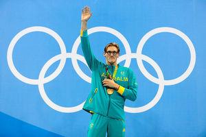 Mack Horton為澳贏首枚奧運金牌 「為好人贏得」