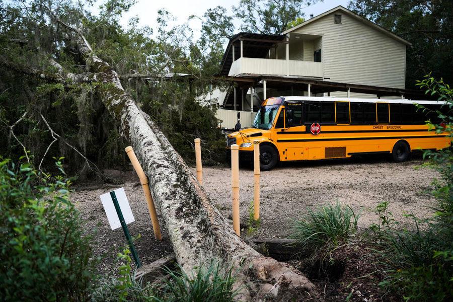 艾達颶風襲擊之後 美國路州眾多加油站斷油