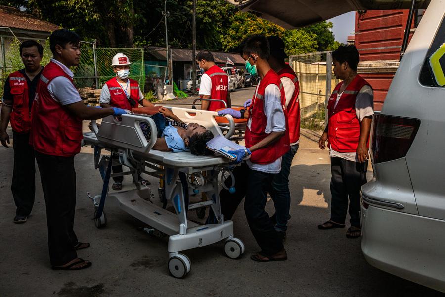 12國防長罕見聯合發聲 譴責緬甸軍方殺戮民眾