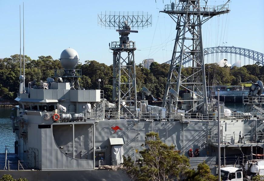 澳國防開支佔經濟2.45% 創下冷戰以來最高點