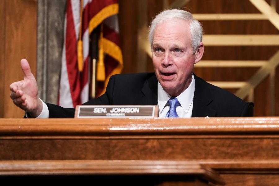 約翰遜:國會調查亨特可減少外國勒索風險