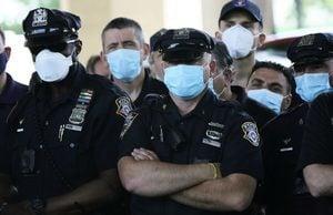【名家專欄】美國警察自殺的警鐘已響起