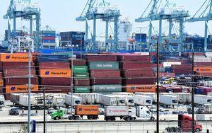 美6月貿易逆差收窄 疫情爆發後首次下降