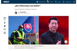 深揭中共騙局 德國媒體:謊言的代價是甚麼?