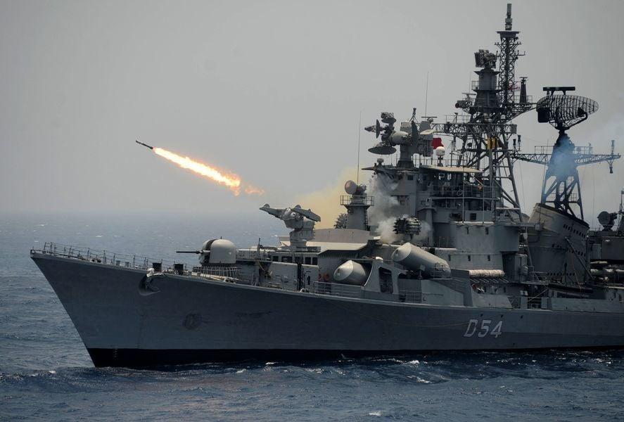 傳印巴兩國威脅互射導彈 美國及時勸阻