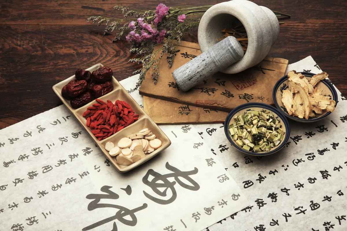 中醫是傳統文化的一部份,中國傳統文化是神傳文化,中醫必定離不開神傳文化的根。(Stutterstock)