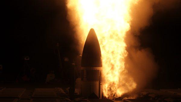 2020年11月16日,裝備有宙斯盾彈道導彈防禦系統的「約翰·芬恩(John Finn)號」驅逐艦發射了SM-3 Block IIA導彈,並成功攔截一顆洲際彈道導彈。(MDA)