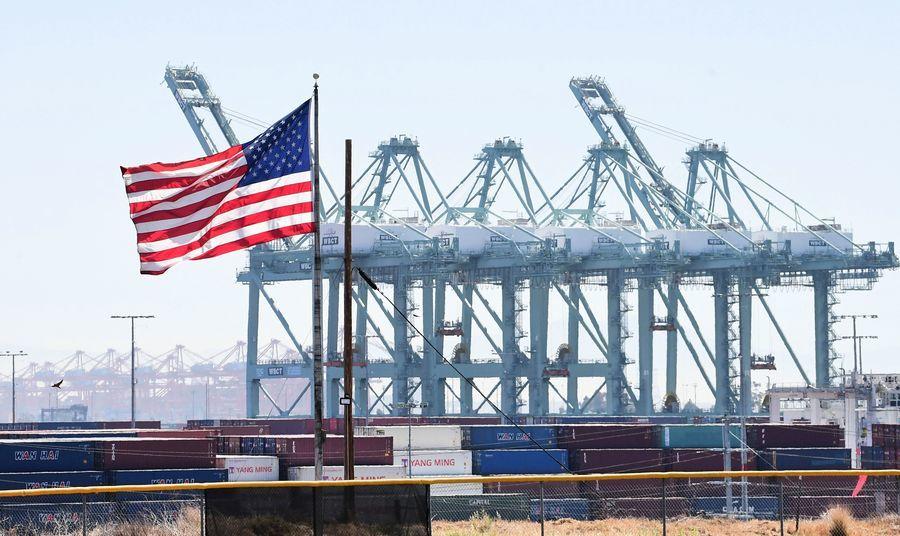 雙港貨運量激增 洛杉磯和長灘四月均創新高