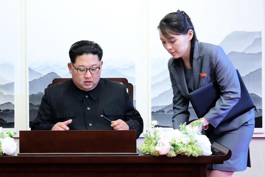 金與正要對南韓動武 專家:北韓想挑釁