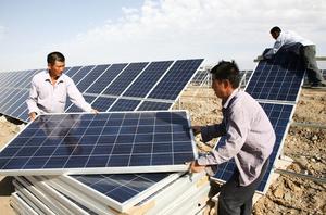 美國或將禁止進口新疆產的部份太陽能產品