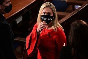 女議員彈劾拜登 民主黨人欲將其擠出委員會