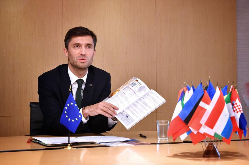 打鐵趁熱 歐盟代表:台可在歐新經濟扮要角