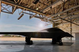 美軍神秘B-21轟炸機 最快明年年中首飛