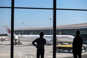 受瘟疫重創 大陸航空業一季度損失398億