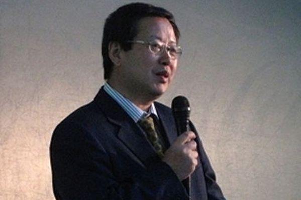 北大前教授夏業良表示,中共不敢對台灣動武,它現在只是武力威嚇台灣。(鍾元/大紀元