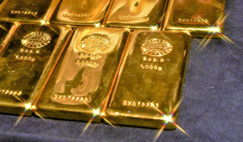【財經話題】當避險資產只剩下黃金上漲時