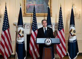 布林肯:中美關係是21世紀最大地緣政治考驗