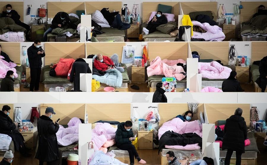 武漢方艙醫院發緊急通知:很多出院患者病復發