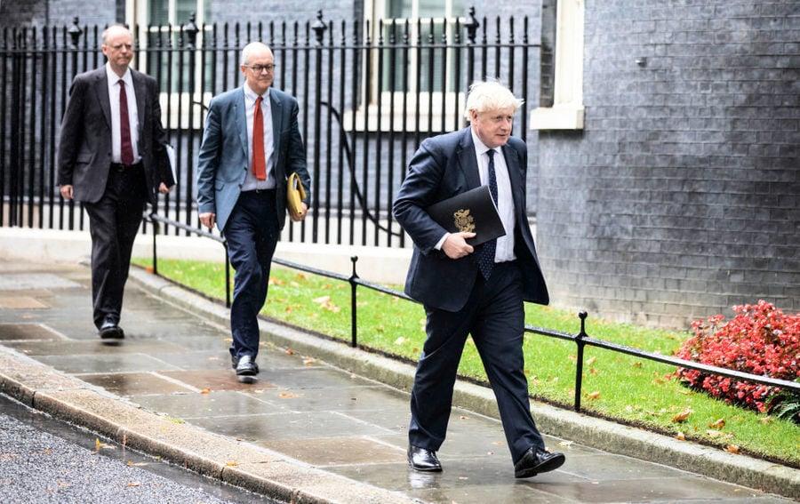 英國重組內閣 多職位換將 藍韜文轉任司法大臣