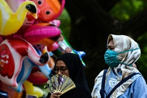 中共肺炎引發恐慌 蝙蝠餐在印尼仍熱賣