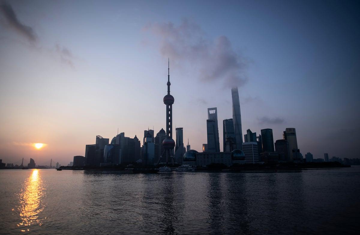 中共官方擔憂美國加徵關稅對經濟的衝擊。圖為示意照。(AFP)