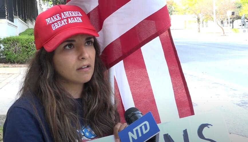 選民:特朗普因反社會主義獲少數族裔大量選票