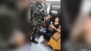 北京風聲鶴唳 網傳數千軍人進駐鳥巢