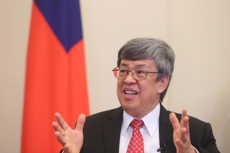 對於中共肺炎(俗稱武漢肺炎、新冠肺炎)防疫台灣做的好,中華民國副總統陳建仁24日表示,台灣是因為有SARS的經驗。(中央社)