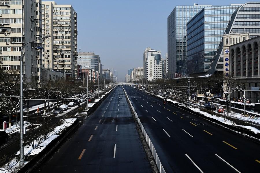 北京西城區政府部門現確診病例 69人被隔離